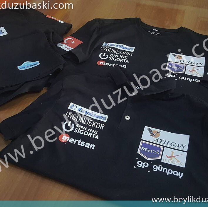 t-shirt and mug printing, same logo printing on individual products, urgent production is done, beylikdüzü printing center